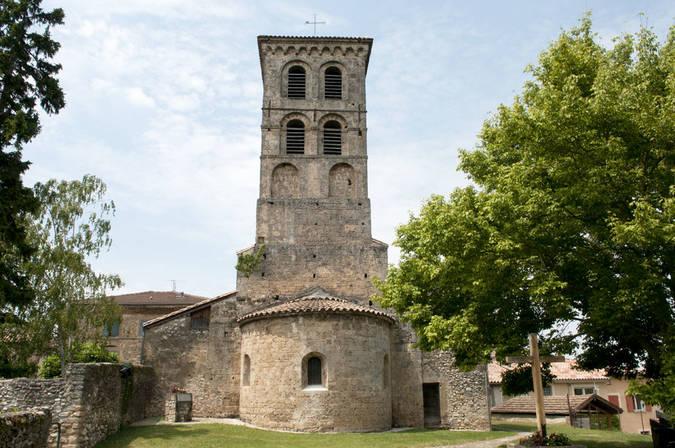 Visuel 1/5 : Église Sainte-Marie