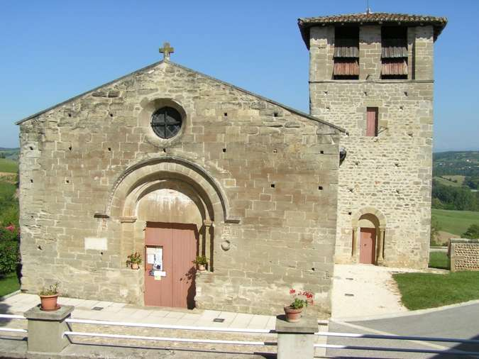 Visuel 2/2 : Eglise Saint-Sever
