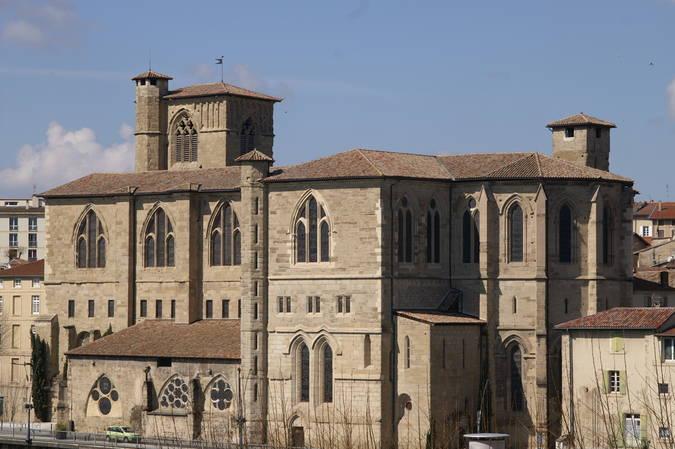 Visuel 3/3 : Collégiale Saint-Barnard