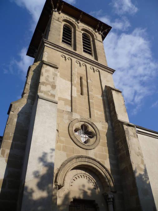 Visuel 1/1 : Eglise de Saint-Marcel