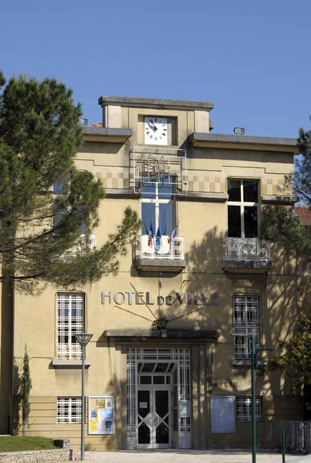 Visuel 1/1 : Mairie-école