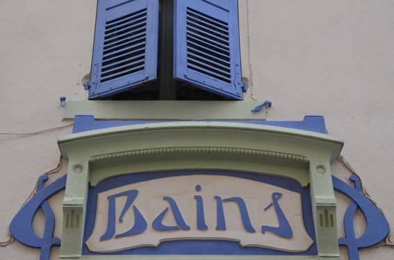Visuel 1/1 : Les Bains Digonnet