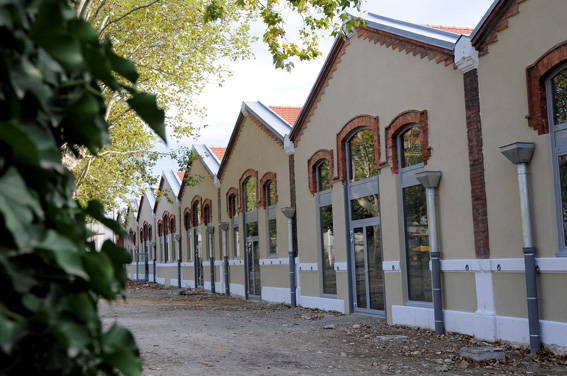 Visuel 1/1 : Caserne Latour-Maubourg