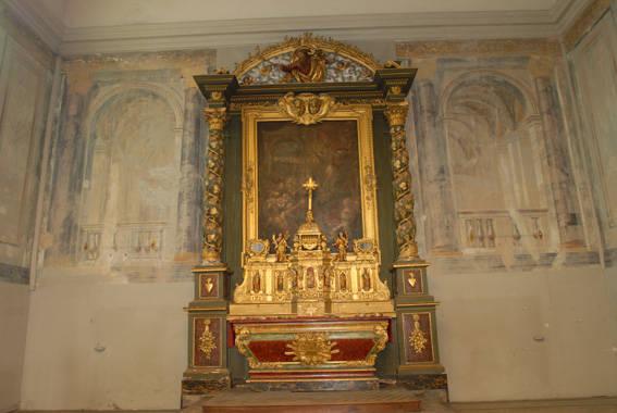 Visuel 1/1 : Chapelle des Capucins