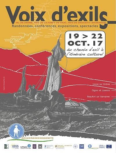 Visuel 1/1 : Sur les pas des Huguenots et des Vaudois