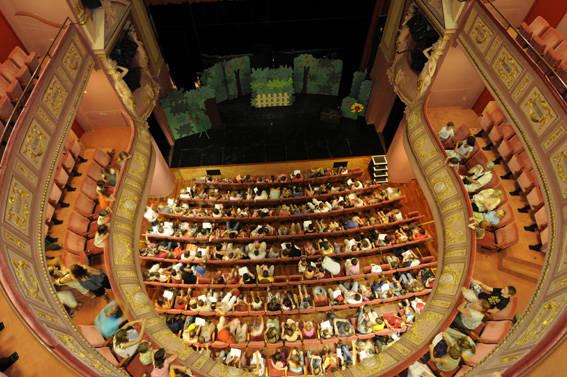 Visuel 1/1 : Théâtre de la Ville