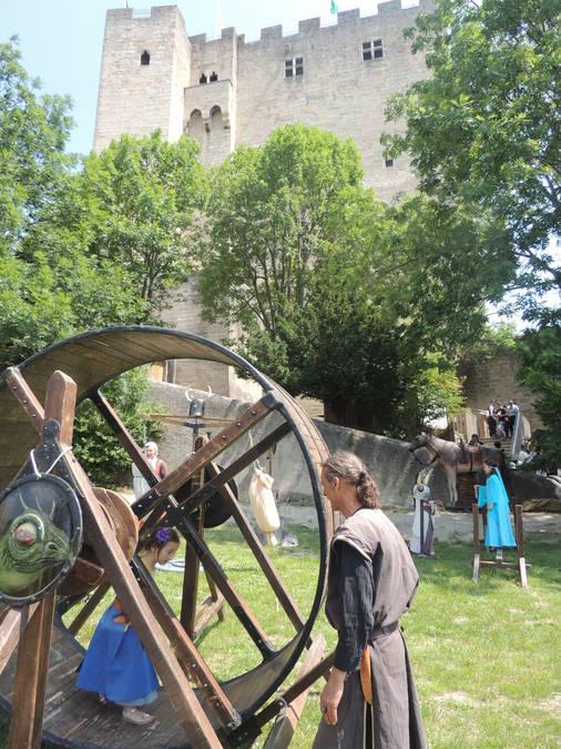 Visuel 1/3 : Fête Médiévale de Crest
