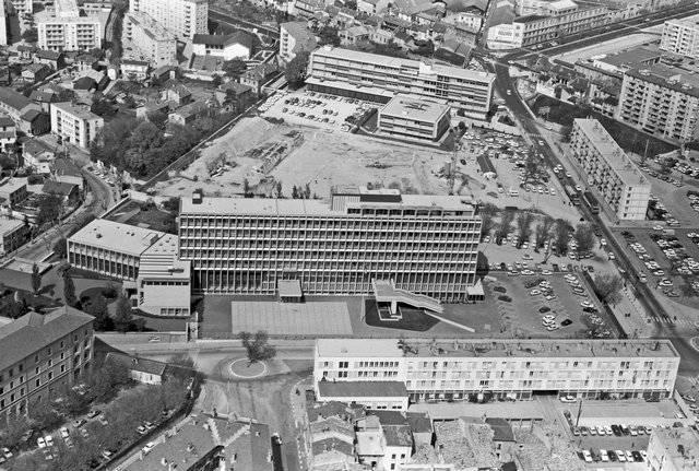 Visuel 1/3 : Préfecture et Hôtel du Département