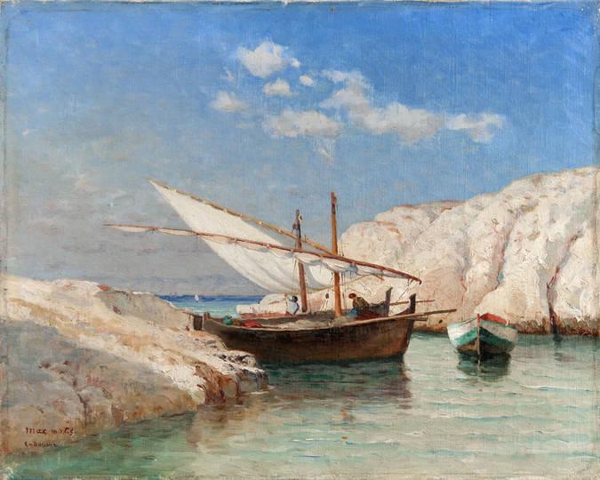 Visuel 4/6 : Jean Maxime (dit Max) Monier de la Sizeranne (1797-1878)
