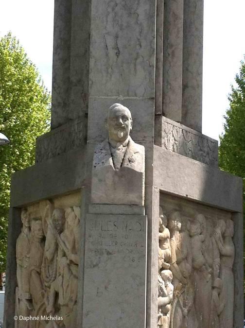 Visuel 2/5 : Le monument de Jules Nadi