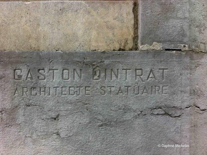 Visuel 5/5 : Le monument de Jules Nadi