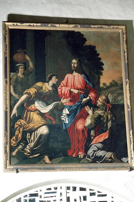 Visuel 1/3 : Le Christ chez Marthe et Marie