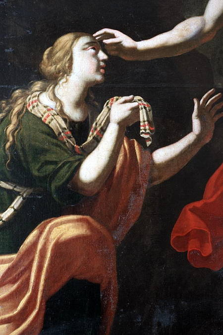 Visuel 2/3 : La rencontre du Christ et de Marie-Madeleine ou Noli me tangere