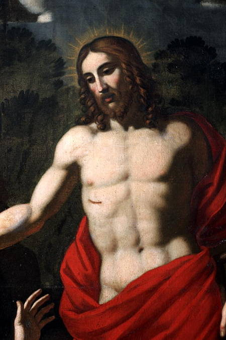 Visuel 3/3 : La rencontre du Christ et de Marie-Madeleine ou Noli me tangere