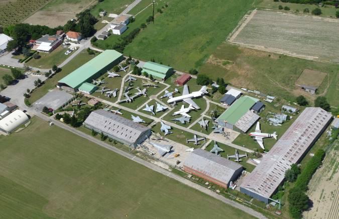Visuel 1/5 : Musée Européen de l'Aviation de Chasse
