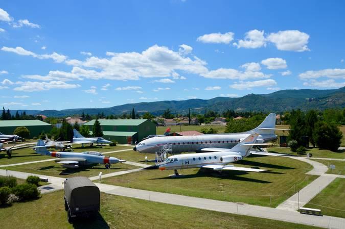 Visuel 2/5 : Musée Européen de l'Aviation de Chasse