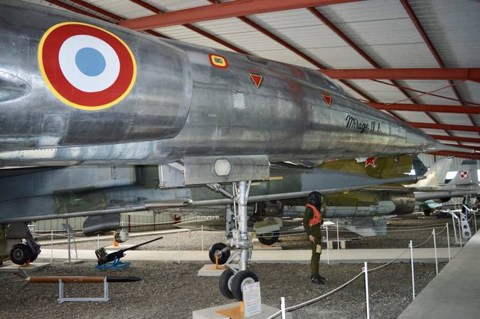 Visuel 5/5 : Musée Européen de l'Aviation de Chasse