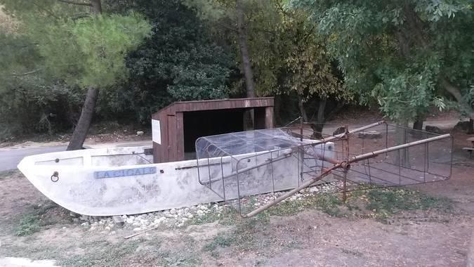 Visuel 1/5 : Bateau de pêche vire-vire