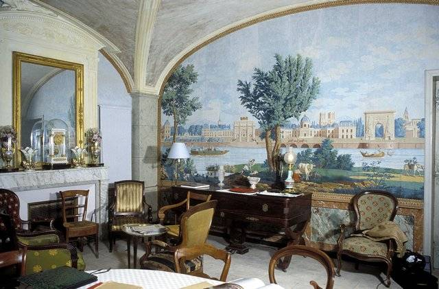 Visuel 1/3 : Papier peint panoramique « les monuments de Paris »