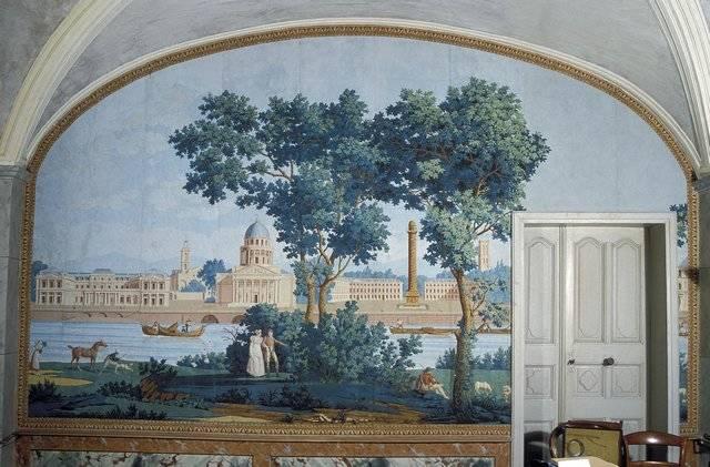 Visuel 3/3 : Papier peint panoramique « les monuments de Paris »