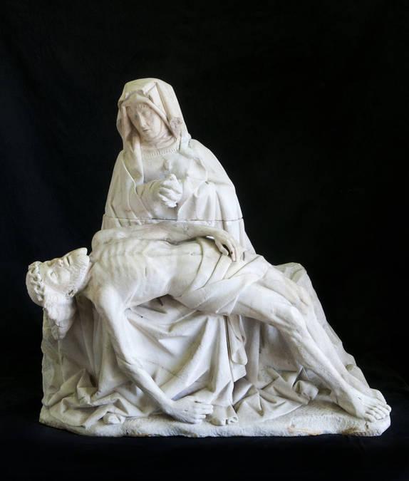 Visuel 1/4 : Vierge de Pitié (église)