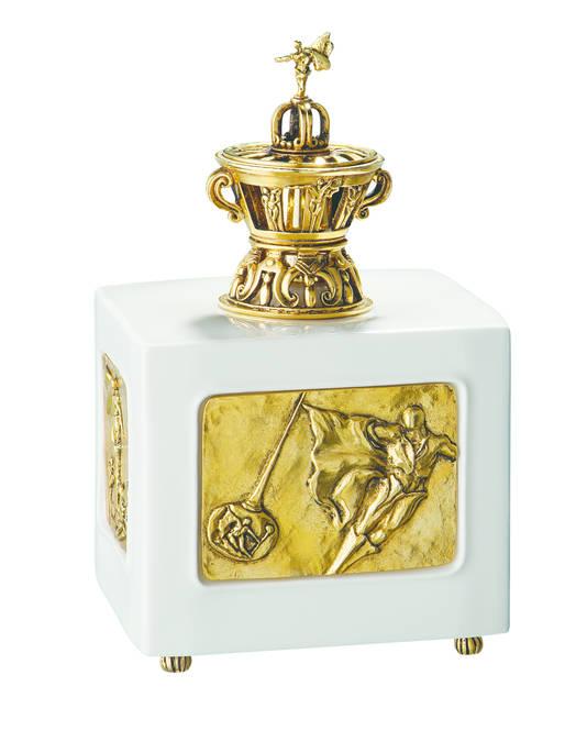 Visuel 1/1 : Lampe Berger (Maison de la Céramique)