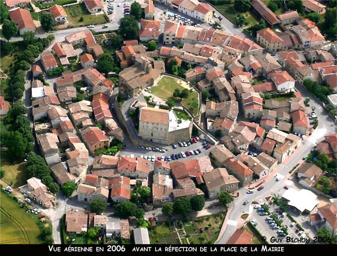 Visuel 1/5 : Alixan, village circulaire