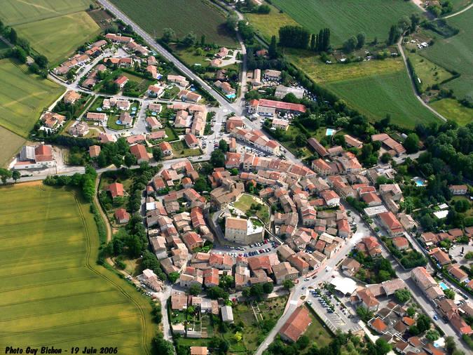 Visuel 2/5 : Alixan, village circulaire