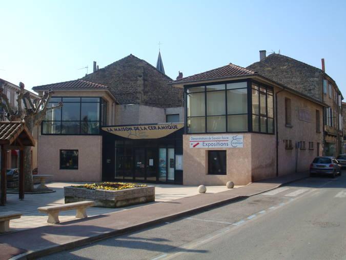 Visuel 2/3 : Maison de la Céramique / Bains Douches