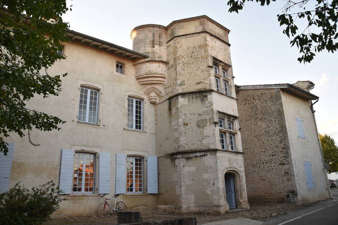 Visuel 1/1 : Château de Larnage