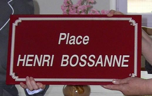 Visuel 3/4 : Henri Bossanne - Poète écrivain éditeur