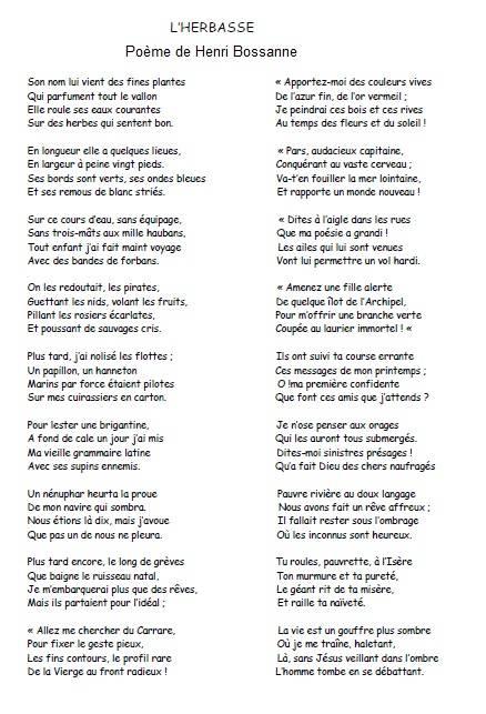 Visuel 4/4 : Henri Bossanne - Poète écrivain éditeur
