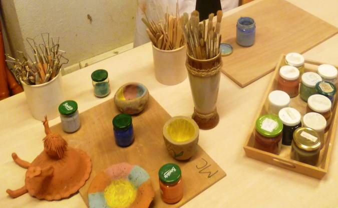 Visuel 1/3 : Visites créatives en famille