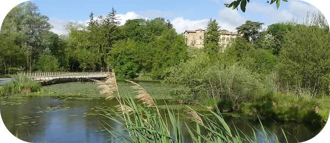 Visuel 1/5 : L'étang du Mouchet