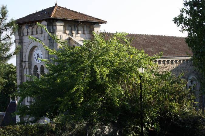 Visuel 1/1 : Église paroissiale Saint-Alban