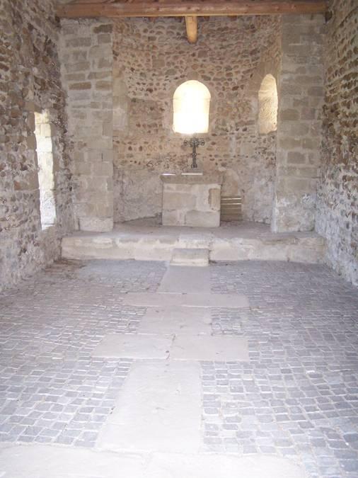 Visuel 3/3 : Chapelle Saint Pierre de Marnas