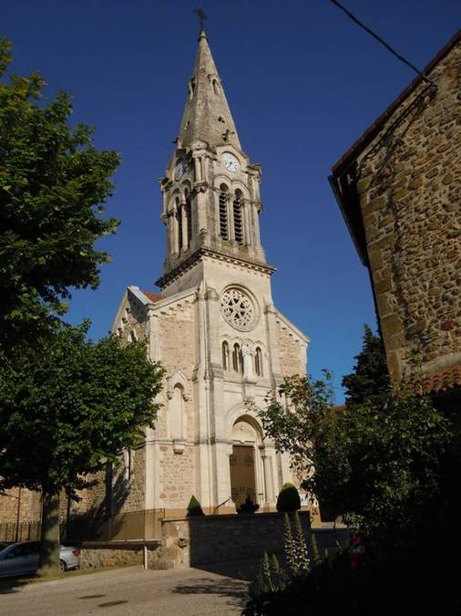 Visuel 1/2 : Église Saint-Blaise