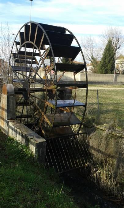 Visuel 1/6 : Le canal des usines