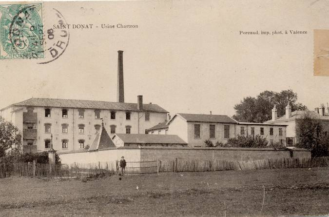 Visuel 5/6 : Le canal des usines