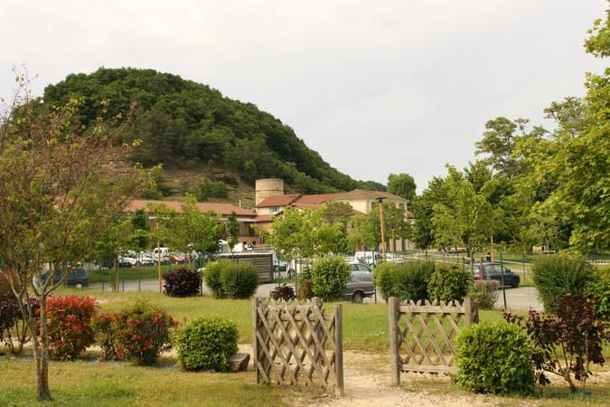 Visuel 2/3 : Domaine du lac de Champos