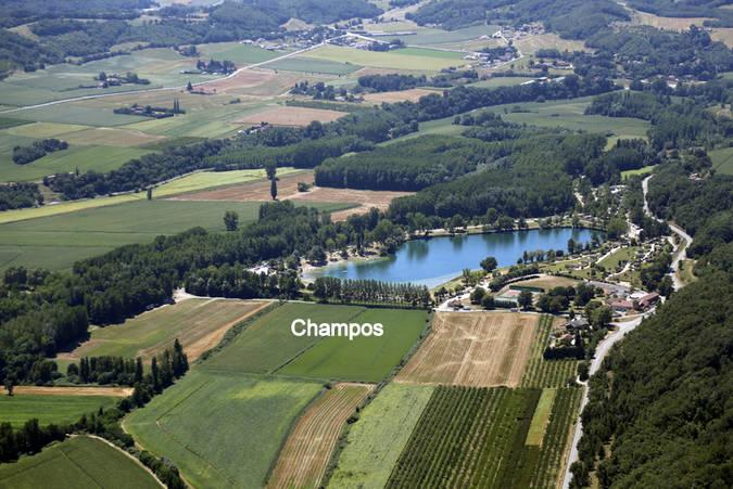 Visuel 3/3 : Domaine du lac de Champos