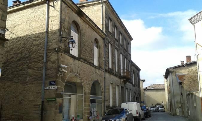 Visuel 1/2 : Ancienne pharmacie Chancel