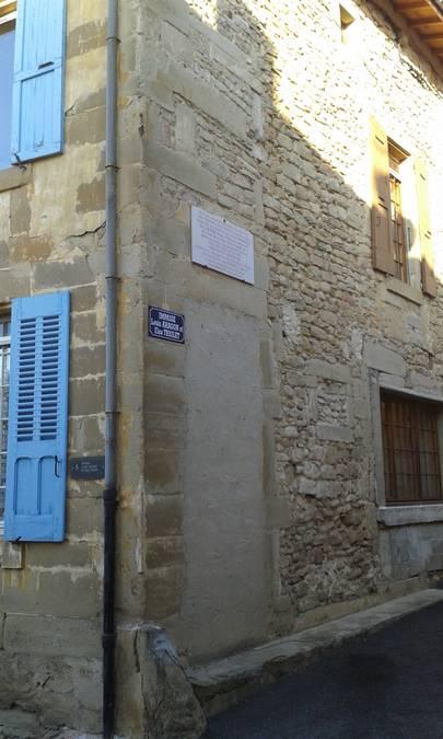 Visuel 2/4 : Maison de Louis Aragon et Elsa Triolet