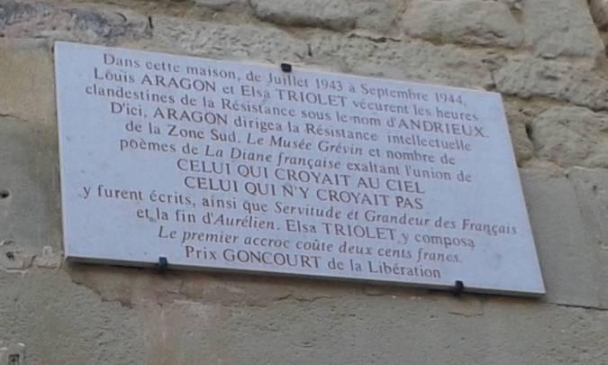 Visuel 3/4 : Maison de Louis Aragon et Elsa Triolet