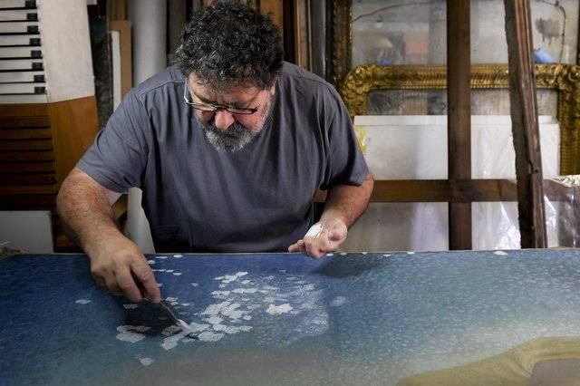 Visuel 2/2 : Restaurateur de tableaux, de sculptures polychromes et de peinture (Atelier Techne-Art)