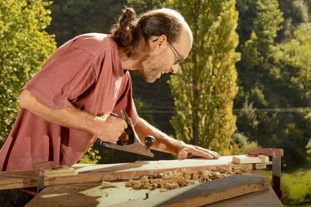 Visuel 1/2 : Ébéniste (Atelier De l'arbre à l'art)