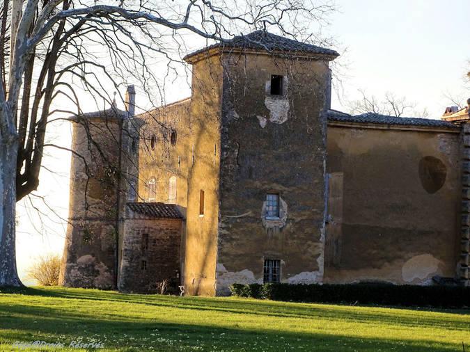 Visuel 4/7 : Le Château de Châteaudouble