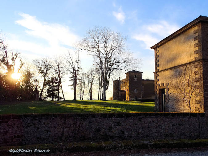 Visuel 3/7 : Le Château de Châteaudouble