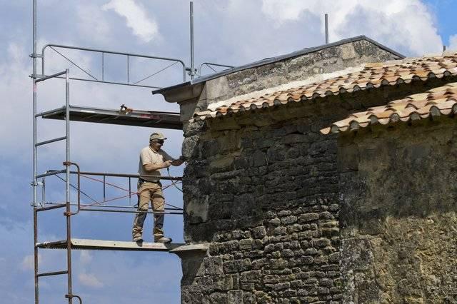 Visuel 1/3 : Maçon, tailleur de pierre (entreprise Rozier-Porte)