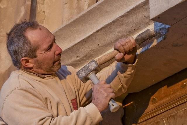 Visuel 2/3 : Maçon, tailleur de pierre (entreprise Rozier-Porte)